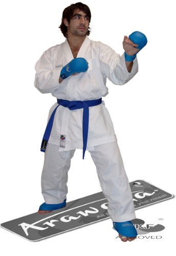 Arawaza Diamond WKF Karate lightweight Uniform (160cm)
