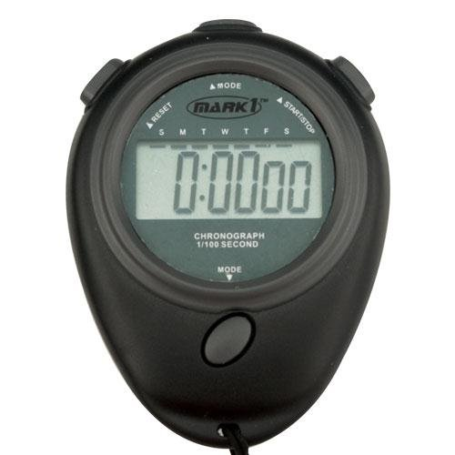 Mark 1 Economy Stopwatch (Black)