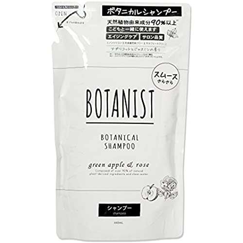 BOTANIST 보타니스트 샴푸 스무스 리필용 440ml