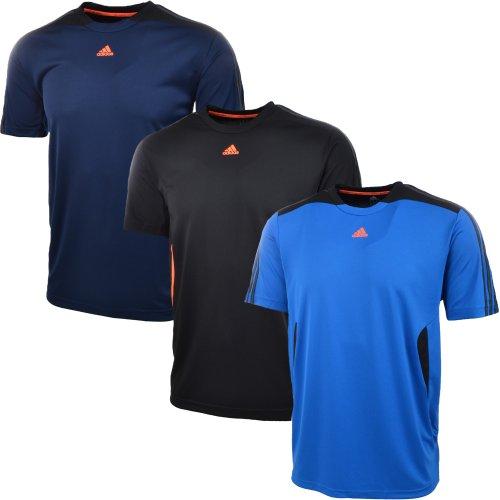 adidas climacool mens running shirt