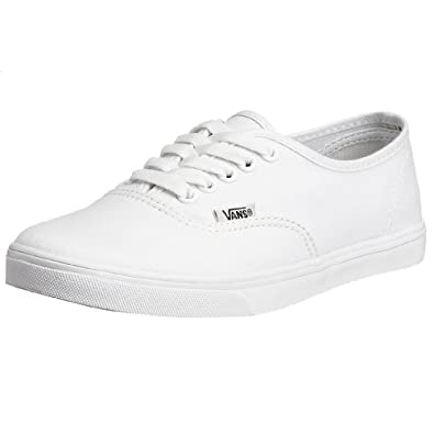 Vans U Authentic Lo Pro Unisex-Erwachsene Sneakers, Weiß (TRUE WHITE/TRUE / QLZ), 36.5 EU (6.5 Erwachsene UK)