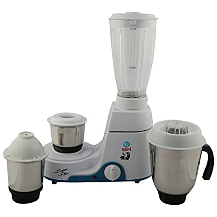 GOPI-GA-004-710-Watt-Mixer-With-4-Jar-(White)