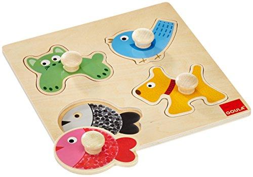 Goula 53116 - Puzzle Animali Domestici