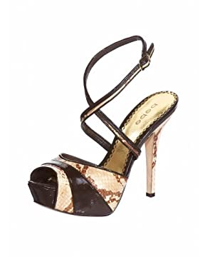 bebe.com : Paige Snake Platform Sandal :  paige snake platform sandal sandals open toe bebe