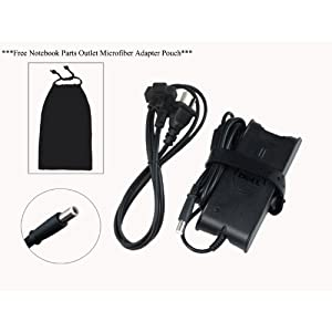 DELL 19.5V 4.62A 90W Replacement AC Adapter for DELL Notebook Models: Latitude 13, Latitude 100L, Latitude D400, Latitude D410, Latitude D420, Latitude D430, Latitude D500, Latitude D505, Latitude D510, Latitude D520, Latitude D530, Latitude D531, Latitude D600, Latitude D610, Latitude D620, 100% Compatible with DELL P/N: DA90PE1-00, DA90PE3-00, LA90PE0-01, LA90PE1-01, HA90PE0-00, HA90PE1-00, EA90PE1-00, PA-10, PA-12.