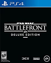 STAR WARS Battlefront - PlayStation 4 Deluxe Edition
