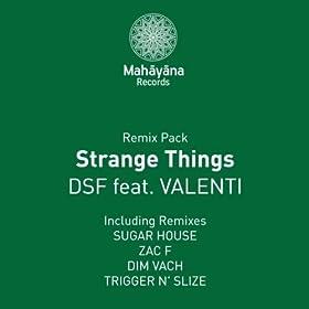Amazon.com: Strange Things (Sugar House Remix): DSF feat