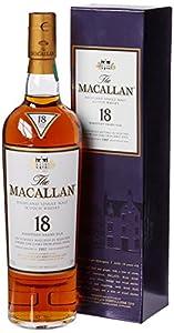 The Macallan Whisky Sherry Oak Malt 18 Year Old 70cl