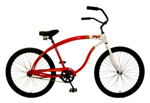 University of Maryland Men's Cruiser Bike (26-Inch Wheels)