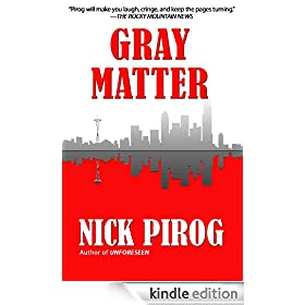 Gray Matter (Thomas Prescott Series Book 2)