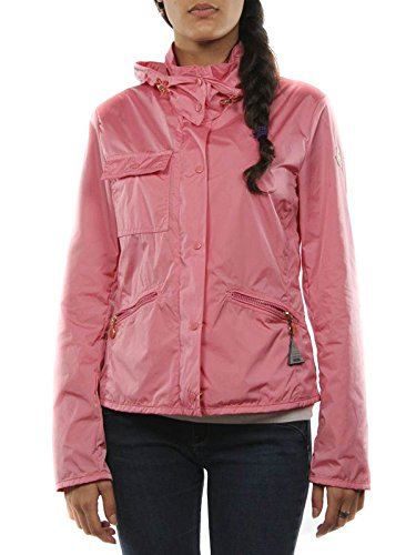 MONCLER FAUVE ROSA giacca leggera donna-44