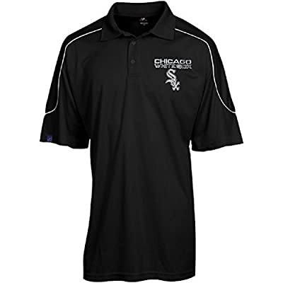 Chicago White Sox MLB The Rundown Synthetic Polo, Big Sizes