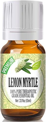 Lemon Myrtle 100% Pure, Best Therapeutic Grade Essential Oil - 10ml (Lemon Myrtle Oil compare prices)