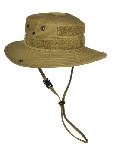 Cheapest Price! SunTac(TM) Cotton Boonie Hat w/ MOLLE by Hazard 4(R)