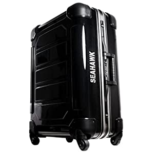 "Seahawk GHQ luggage - wheeled trolley case - 29"" suitcase (black)"