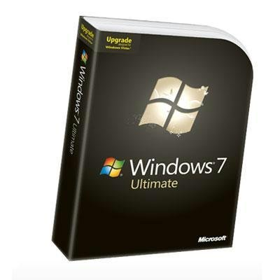 New Microsoft Windows 7 Ultimate English Version Upgrade Connect Multiple Pcs Automatically Back Up