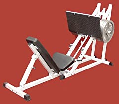 "Deluxe padding Carriage mounted on 8 rollers Adjustable incline bench Size: 96""L x 34""W x 51""H This item ships out via trucking company."