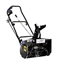 Snow Joe SJ621 18-Inch 13.5-Amp Electric Snow Thrower With Headlight
