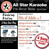 Karaoke: Hits of Adele