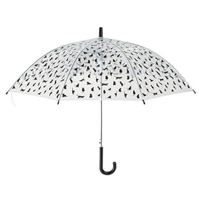 Regenschirm transparent mit Katzen von La Chaise Longue bei Gartenmöbel von Du und Dein Garten