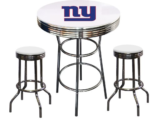 Giants Pub Table New York Giants Pub Table Giants Pub