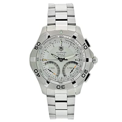 TAG Heuer Men's CAF7011.BA0815 Aquaracer Calibre S Chronograph Watch by TAG Heuer