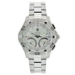 TAG Heuer Men s CAF7011 BA0815 Aquaracer Calibre S Chronograph Watch