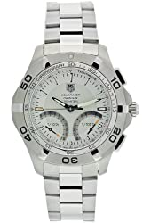 TAG Heuer Men's CAF7011.BA0815 Aquaracer Calibre S Chronograph Watch