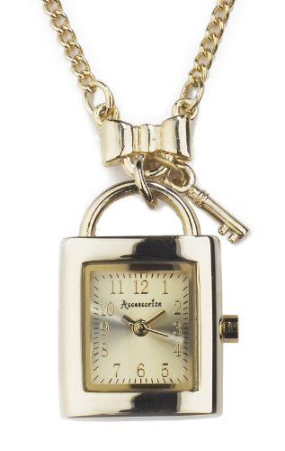 Accessorize Ladies Pendant Watch J1014