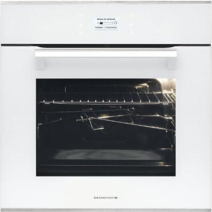 De Dietrich DOP1160W Cuisinière 60 L Classe: A Blanc