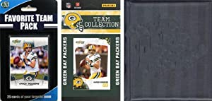 NFL Green Bay Packers Licensed 2010 Score Team Set and Favorite Player Trading Card... by C&I Collectables