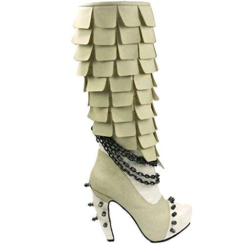 Womens-Hades-Caymene-Boot-White
