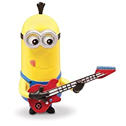 Despicable Me 2 - Minion Rock Star - Poseable Figure