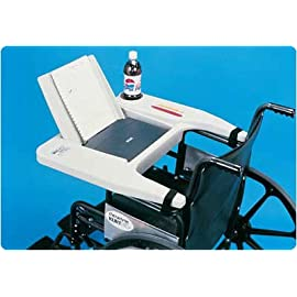 Lap-Top Wheelchair Desk