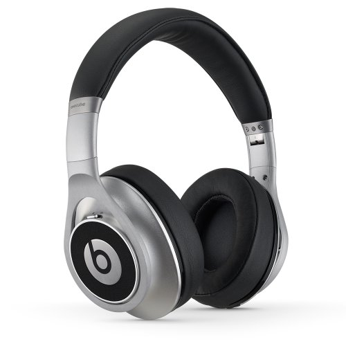 Beats Executive Headphones (Silver)