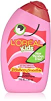 L'Oreal Kids 2-in-1 Shampoo Strawberry Smoothie 9 oz by L'Oreal Paris