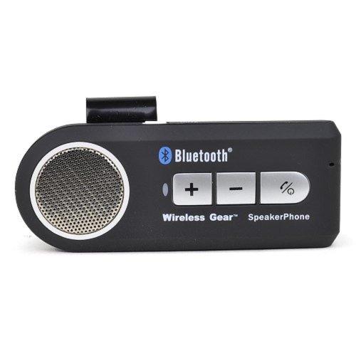 Wireless Gear Deluxe Hands-Free Bluetooth Speakerphone