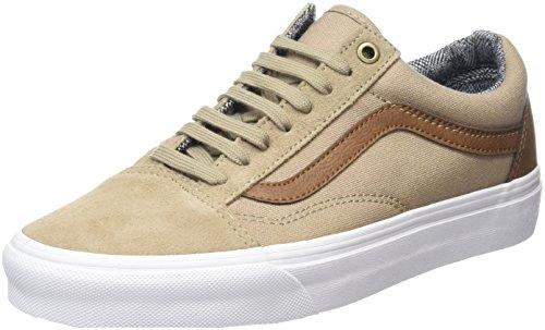 vans-unisex-erwachsene-sk8-hi-reissue-sneakers-beige-cl-silver-mink-true-white-46-eu