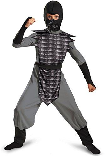 Evil  (Black Evil Ninja Kids Costumes)