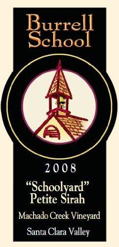 2009 Burrell School Vineyards Santa Clara Valley Petite Sirah 750 Ml