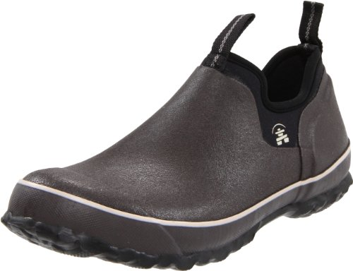 Kamik Men's Lucas Lo Rain Boot,Dark Brown,7 M