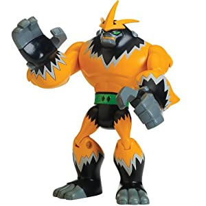 Ben 10 Omniverse Alien Collection Figure - Shocksquatch