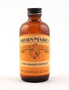 Nielsen-Massey Extract, Orange, 2 Ounce