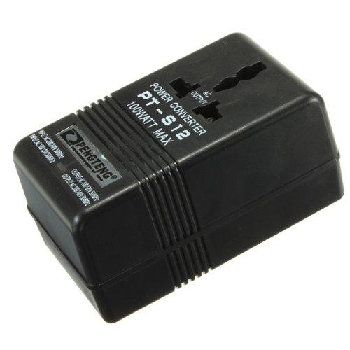 100W Power Adapter AC 110V/120V to 220V/240V Volt Voltage Transformer (Coleman Cooler Power Adapter compare prices)