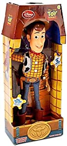 "Disney Toy Story 3 Talking Woody 16"" action figure Plush doll"