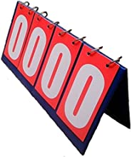 Portable Tabletop Multifunctional Scoreboard For Sports Games