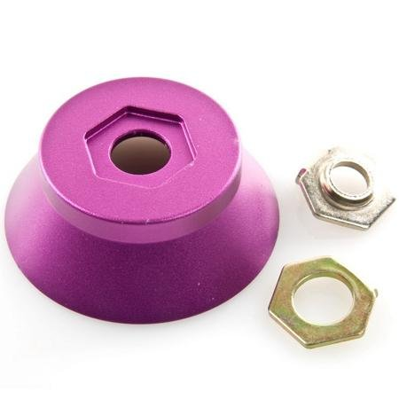 Snafu BMX Bike Hub &#8211; 14mm &#8211; Purple