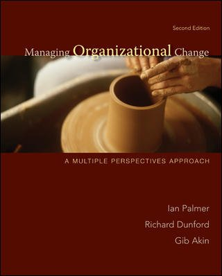 Managing Organizational Change:  A Multiple Perspectives...