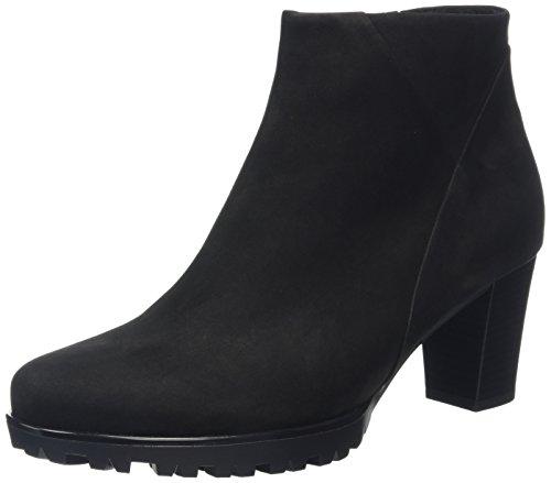 Gabor Shoes Comfort Sport, Stivaletti Donna, Nero (Schwarz Micro), 43 EU