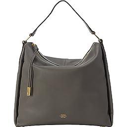 Vince Camuto Josie Hobo Shoulder Bag, Deep Gray, One Size